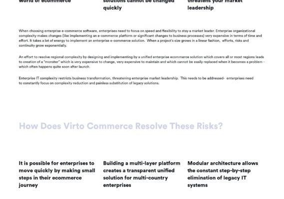VirtoCommerce 4