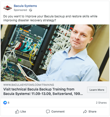 facebook ads for marketing with long sales cycles